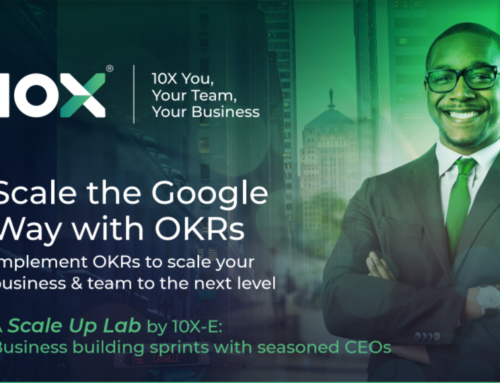 Scale the Google Way with OKRs